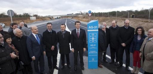 Inauguración autovía AG-31 (2)