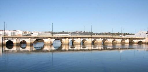 situação dos pilares da ponte Dona Maria I