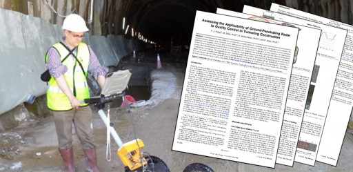Assessing the Applicability of Ground-Penetrating Radar to Quali